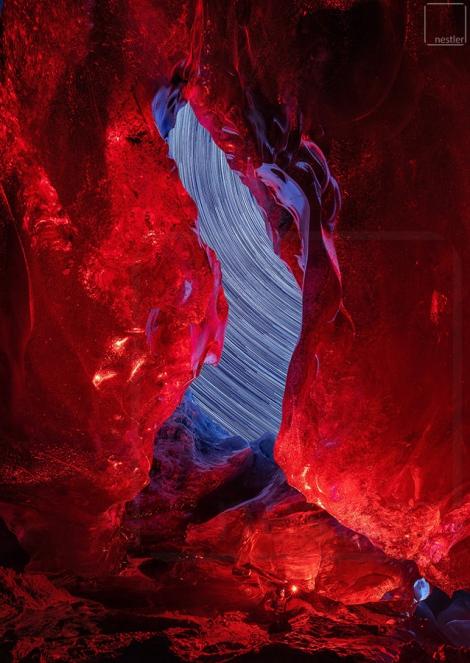 Fiery Cosmos