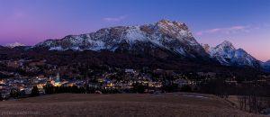 Cortina D'Ampezzo Sunset