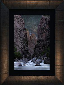 Black Canyon Framed