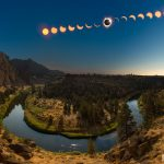 2017 solar eclipse smith rock state park oregon