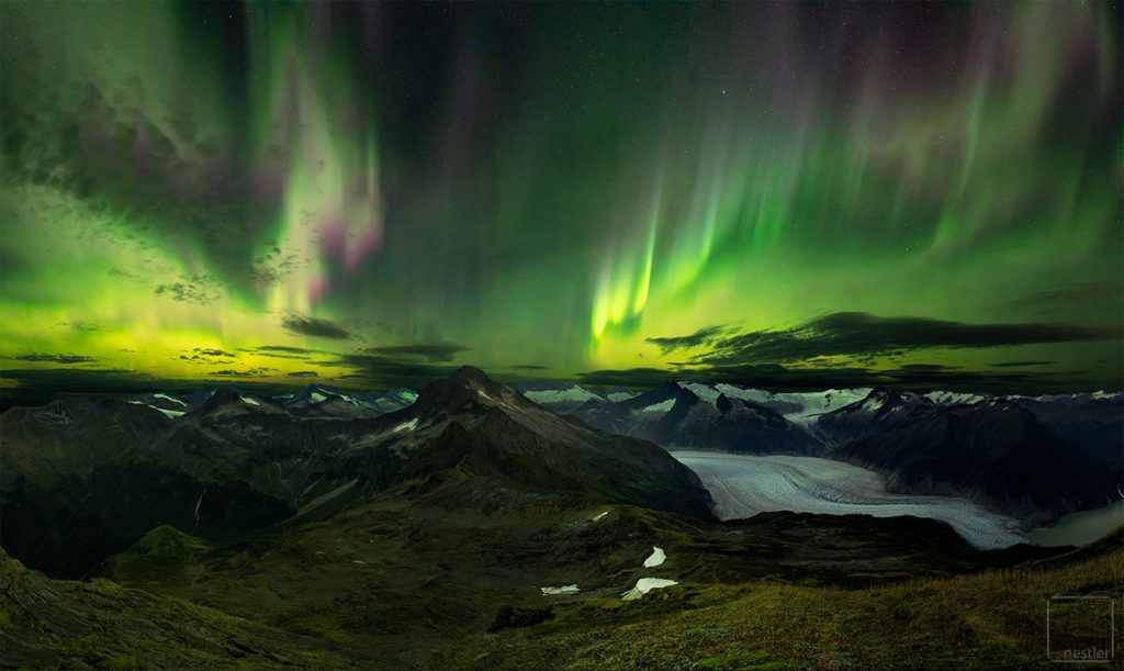 Northern Lights - Aurora Borealis Alaska