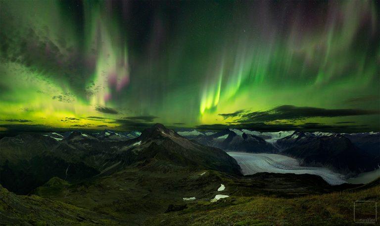Northern Lights - Aurora Borealis Alaska