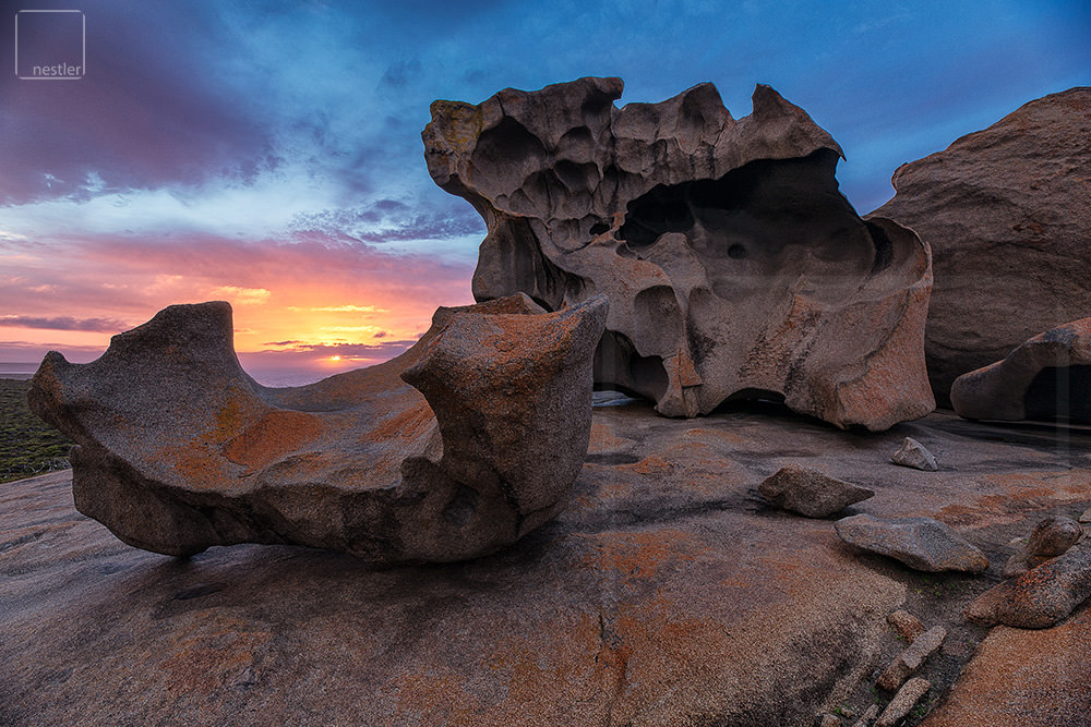 The Remarkable Rocks of Kangaroo Island in Australia