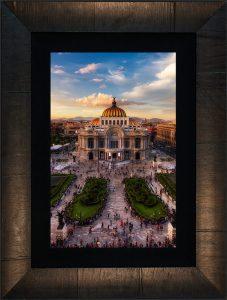 The Palacio Framed