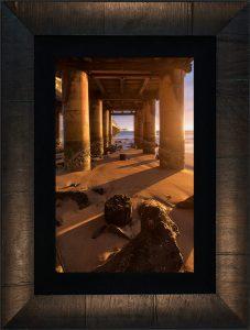 Apollo in the sun framed
